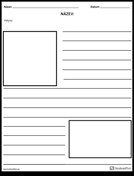 Dvě Ilustrace