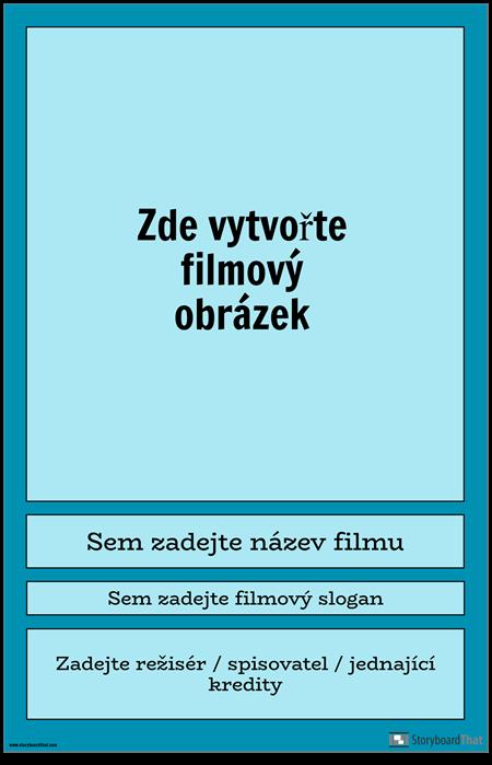 Filmový Plakát 1