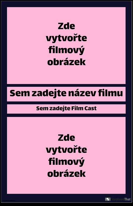 Filmový Plakát 2