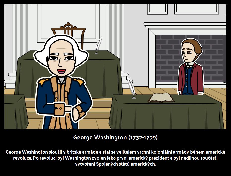 George Washington Zivotopis Prvni Americky Prezident