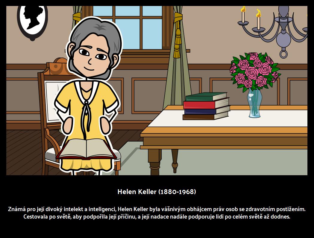 Helen Keller Životopis