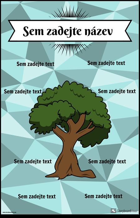 Kotevní Diagram Stromu