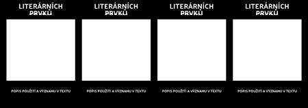 Literární Prvky T-schéma