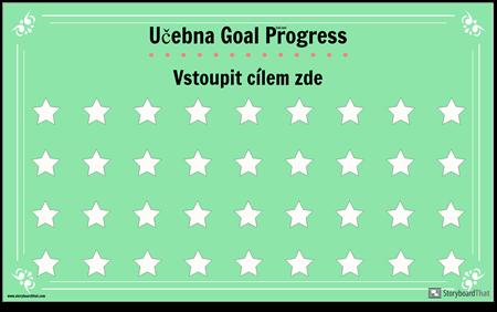 Plakát pro Zobrazení Cíle ve Třídě