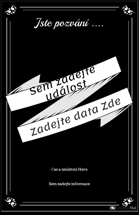Plakát Události 2