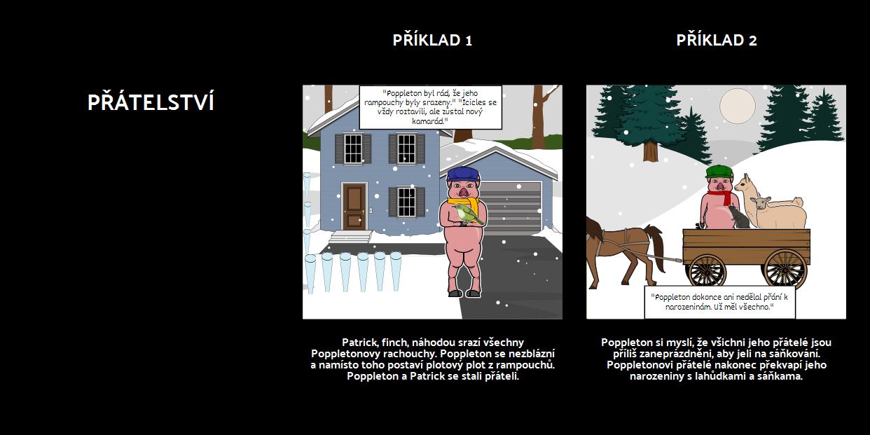 Poppleton v Zimě - Theme