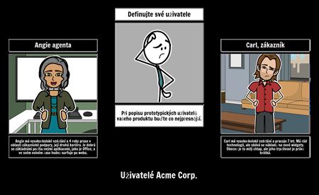 Uživatelé Acme Corp.