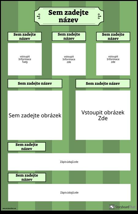 Vědecký Veletrh Plakát Vertikální