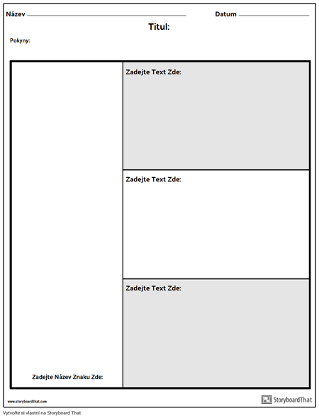 Znaková Grafika - 3 Otázky