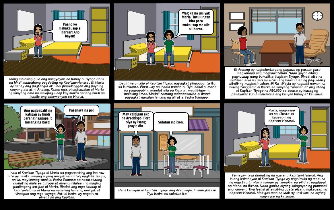 Kabanata 36: Unang Mga Epekto