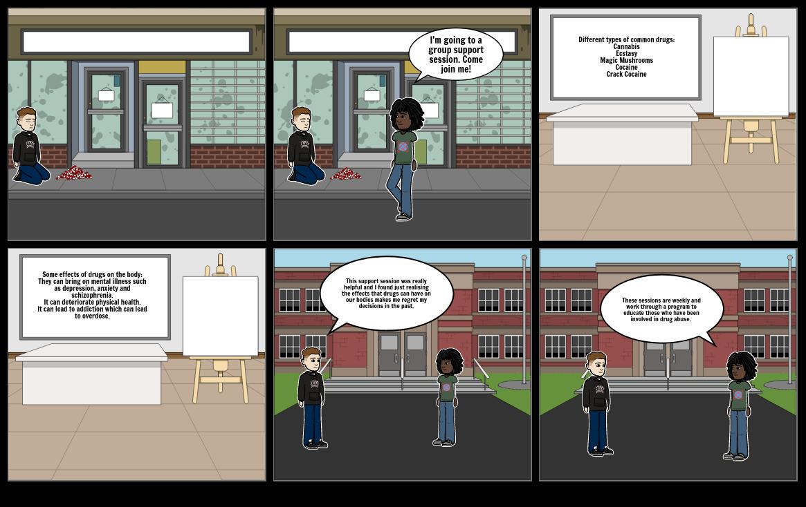 Substance misuse education