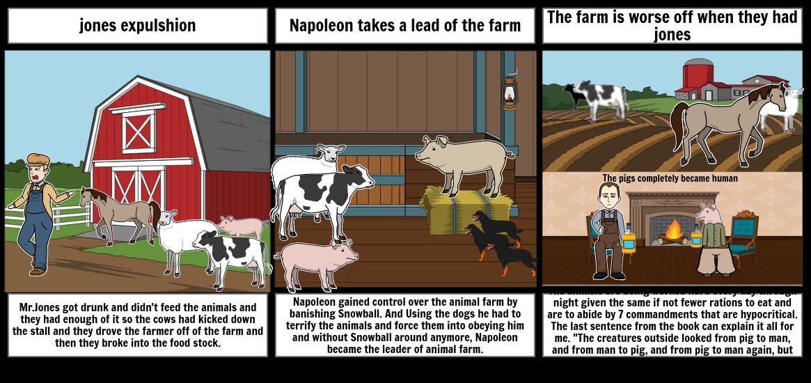 Animal farm project