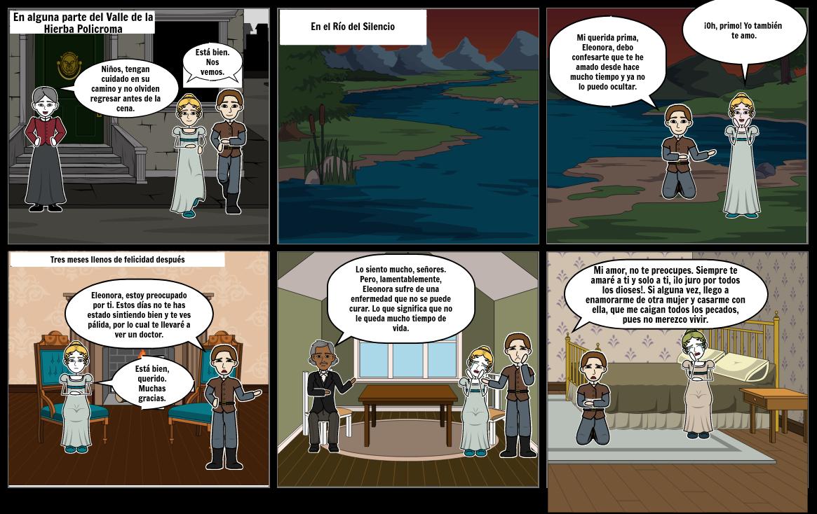 Eleonora Comic Parte 1