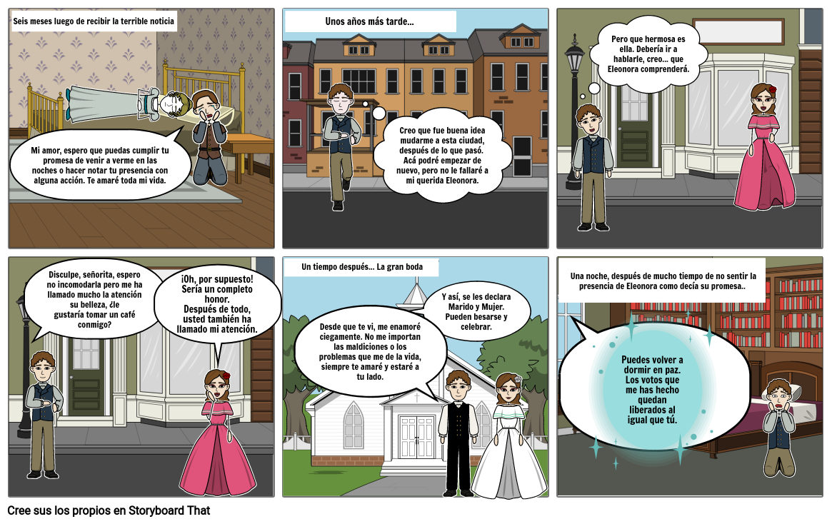 Eleonora Comic Parte 2