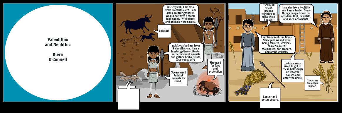 Paleolithic/Neolithic