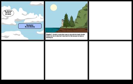 Blackwater Storyboard