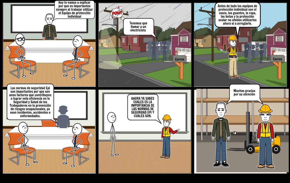 Medidas de seguridad en trabajos con electricidad