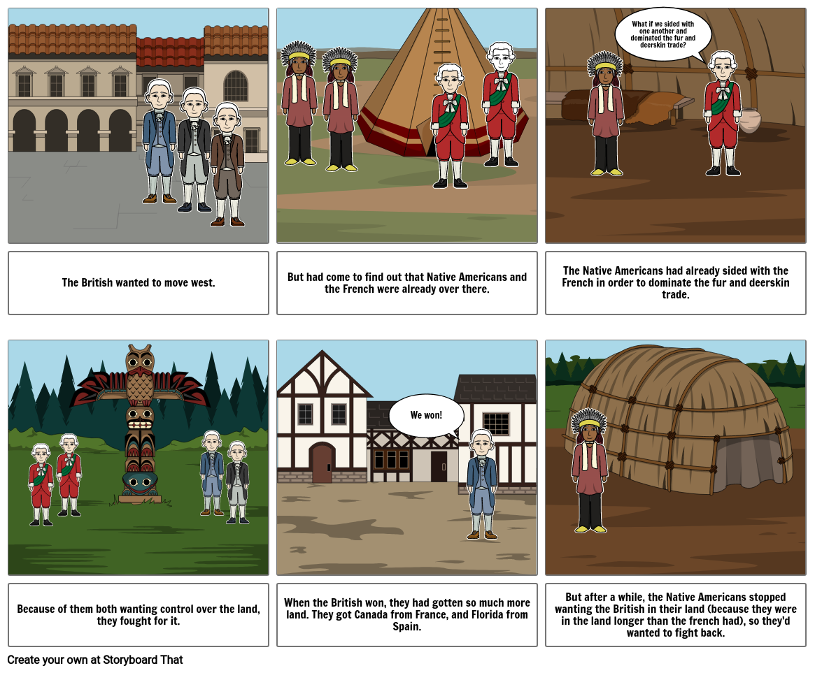 Storyboardthat for social studies.