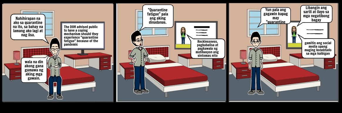 Quarantine fatigue