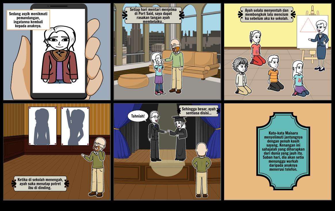 Berdengung (Part 4)