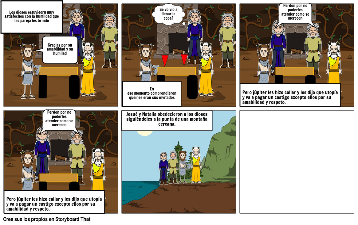 Lengua - Comic