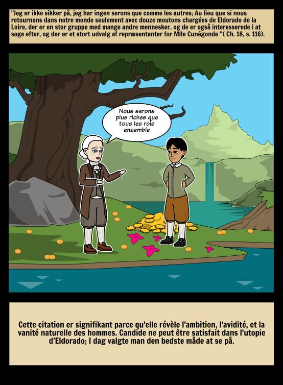 Candide: Citation Importante