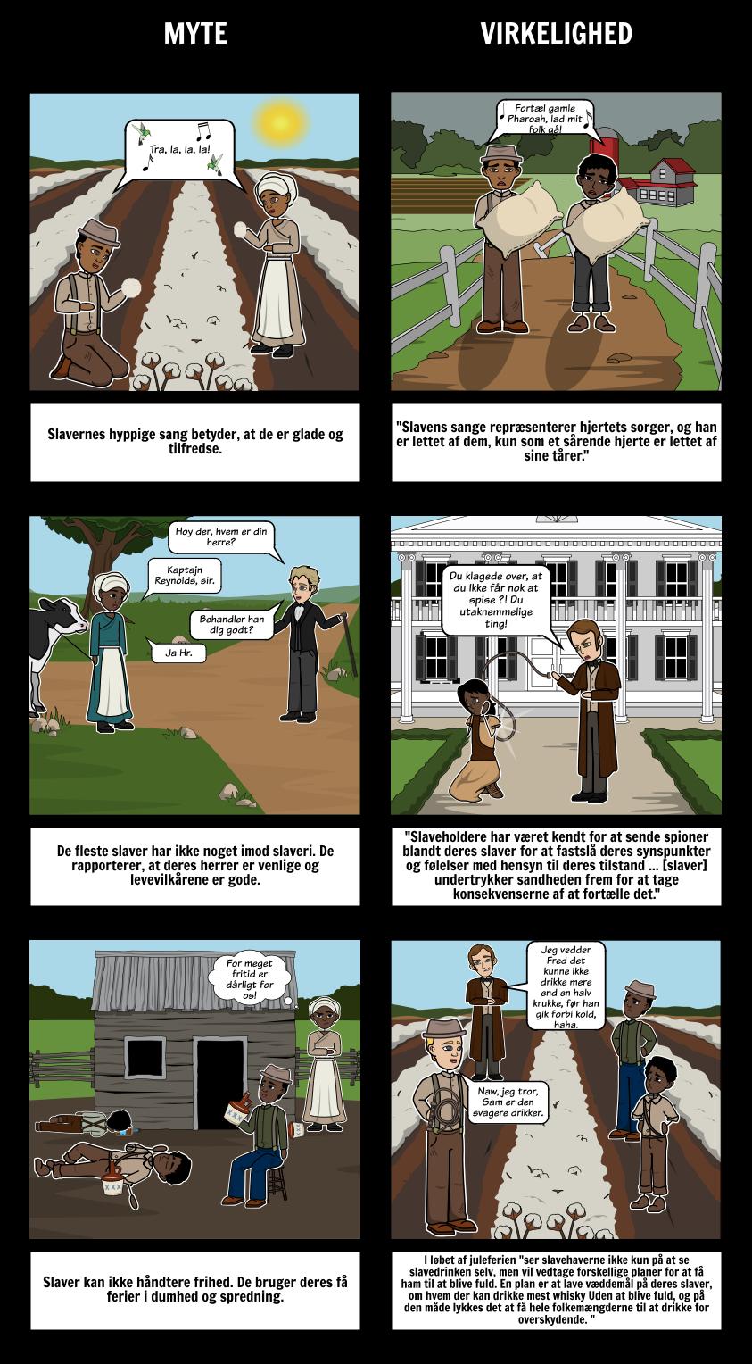 En Fortælling om Frederick Douglass Mythbusters liv