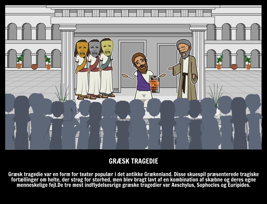 Græsk Tragedie