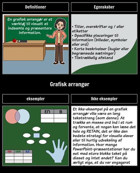 Grafisk Arrangør til Grafiske Arrangører