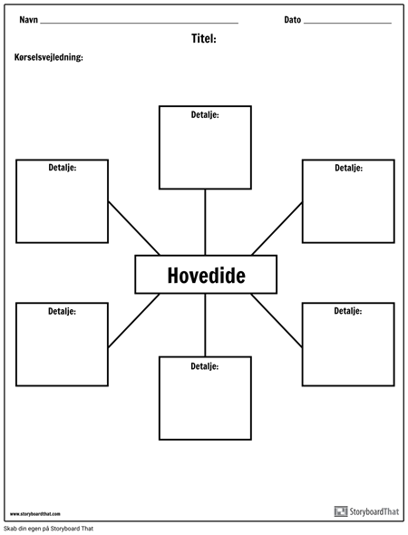 Hovedide - Spider