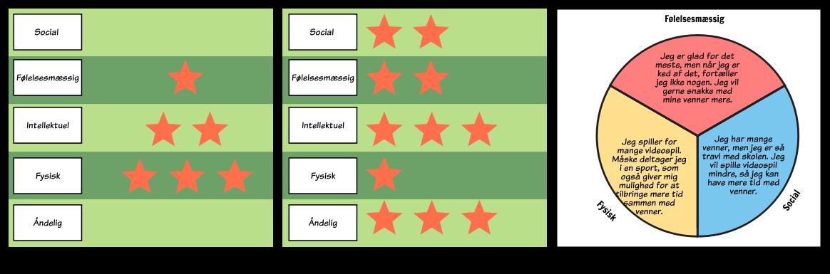 Niveauer af Velvære
