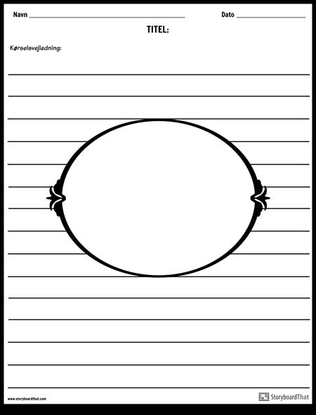 Ramme Illustration