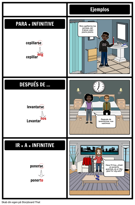 Refleksive Infinitives