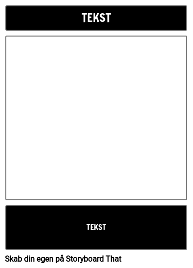 Single Cell Blank Template