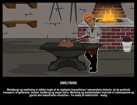 Smeltning