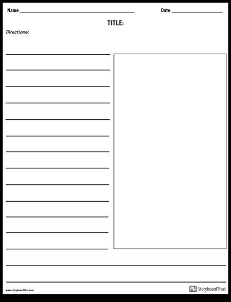 Stor Rektangel Illustration