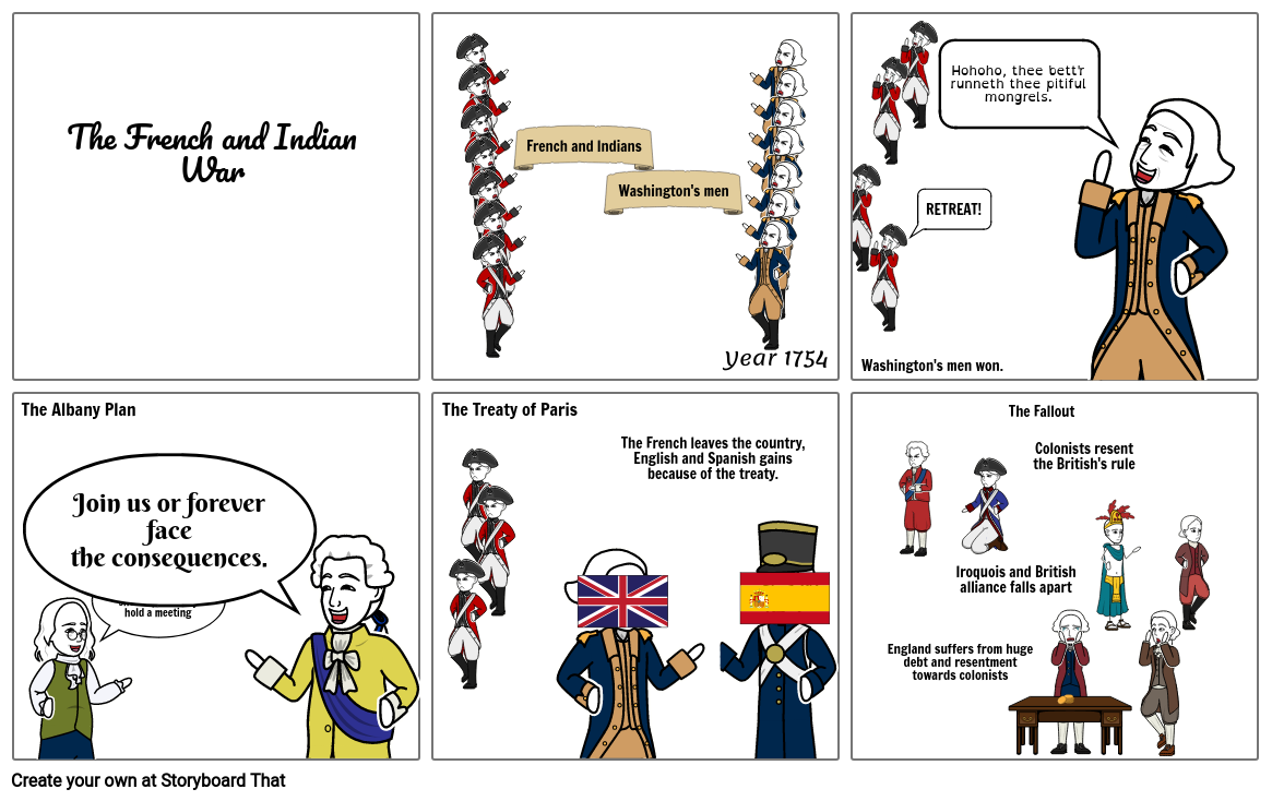 Ze French and Ze Indian War