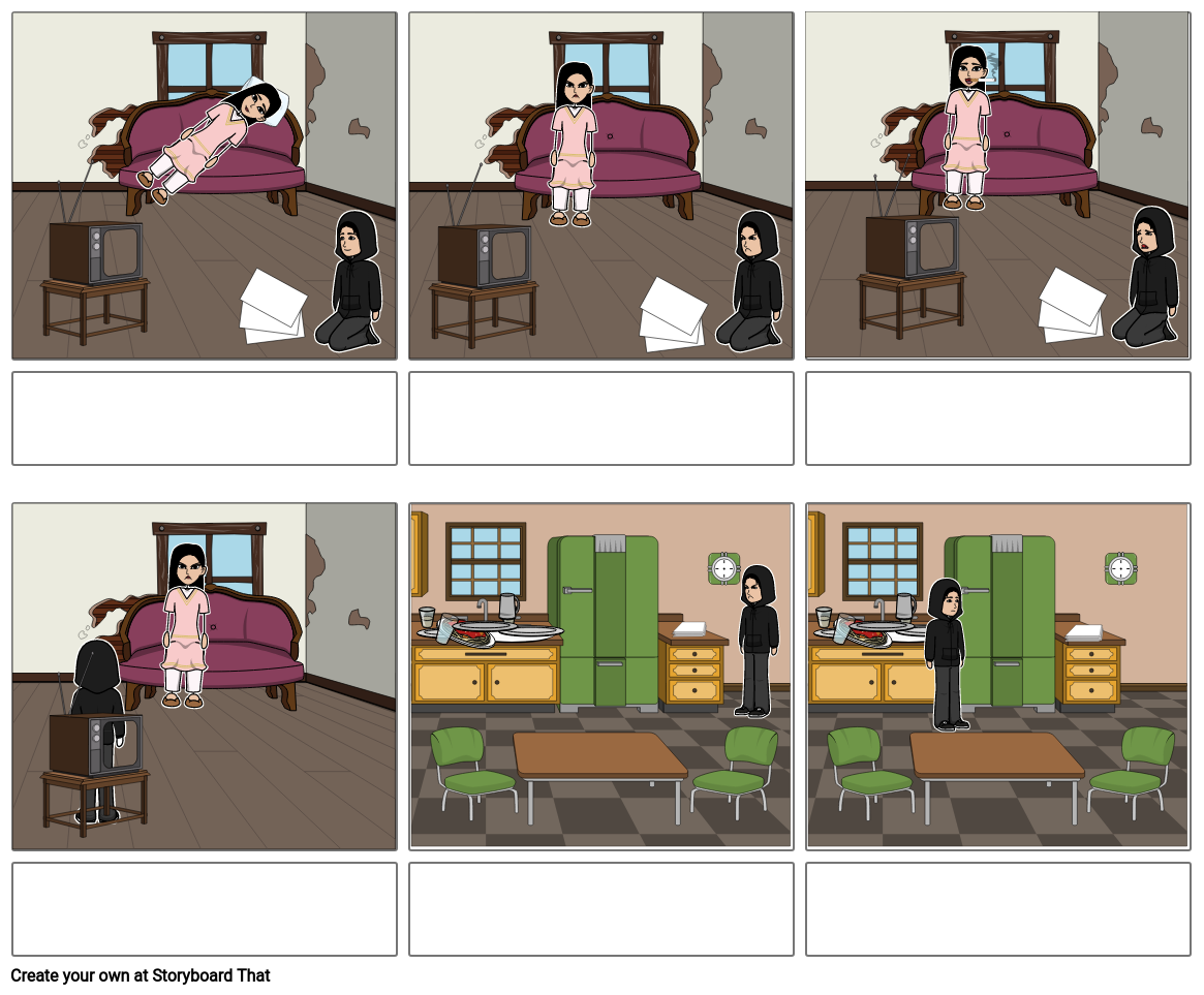 Story board part 2