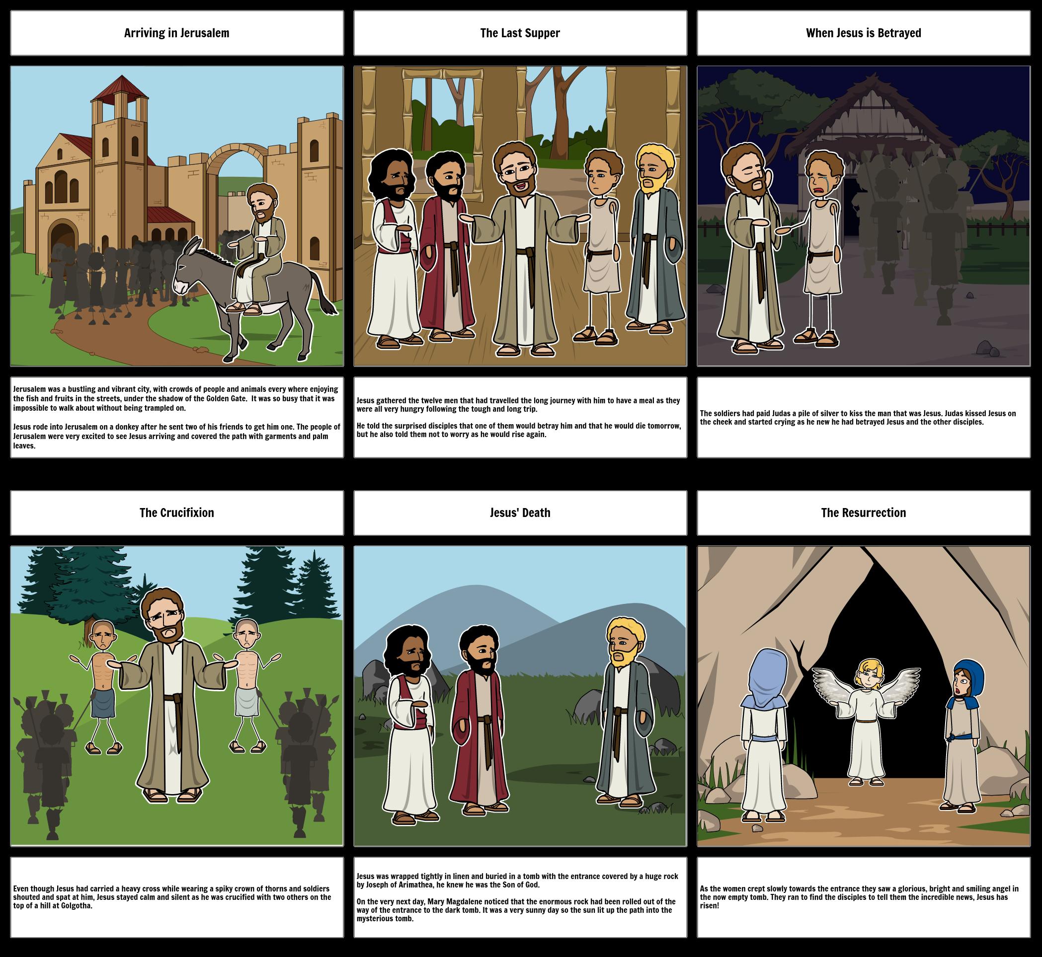 Alexander - Easter Story