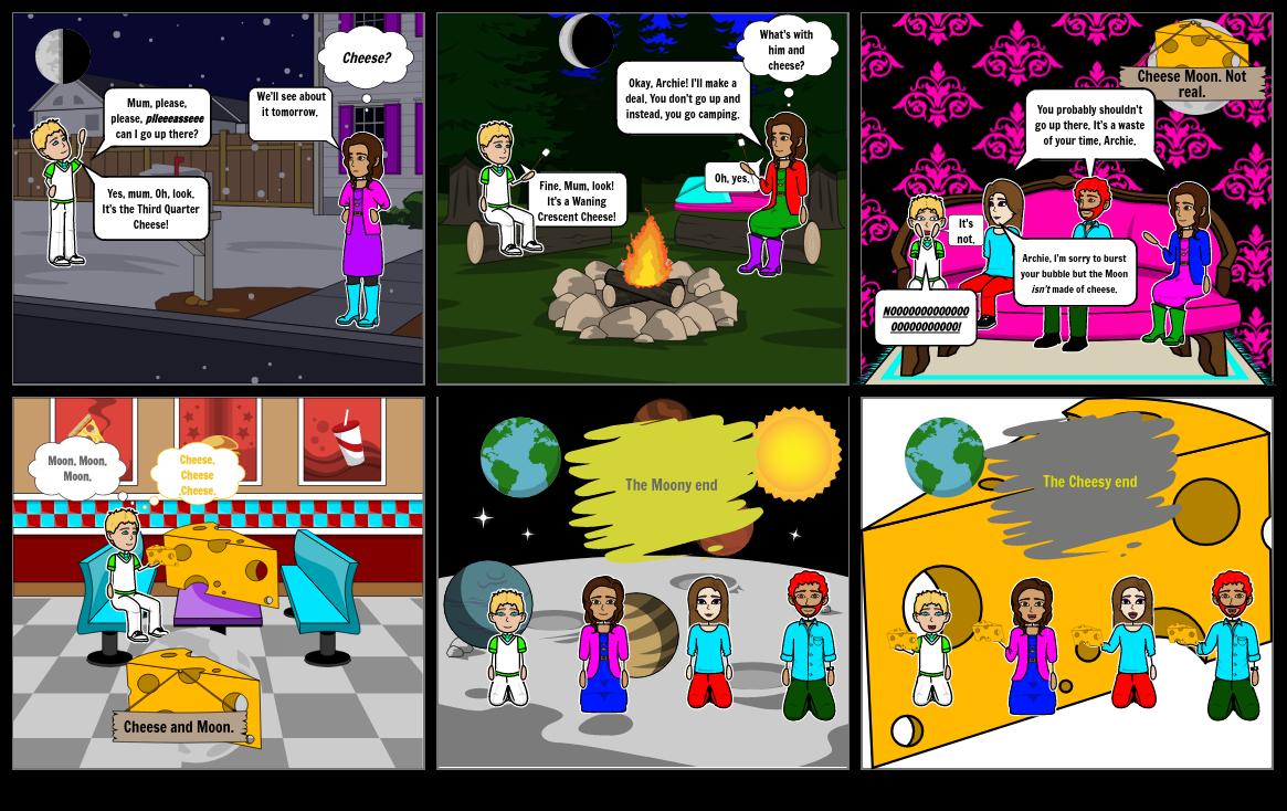 Comic Strip Part 2