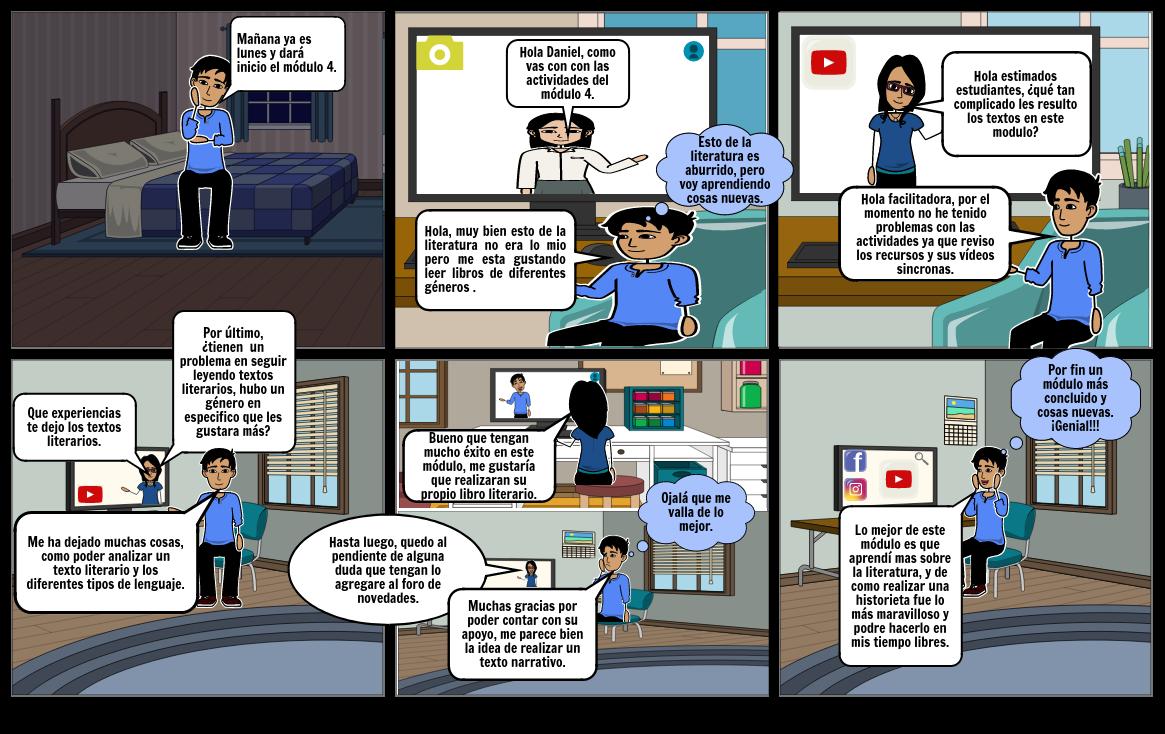 """Proyecto Integrador """"La historieta como creación literaria"""""""