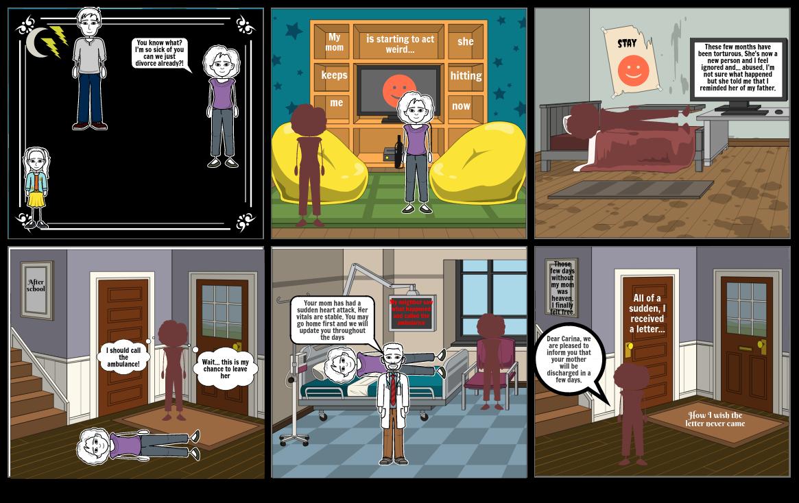 WA2 Storyboard