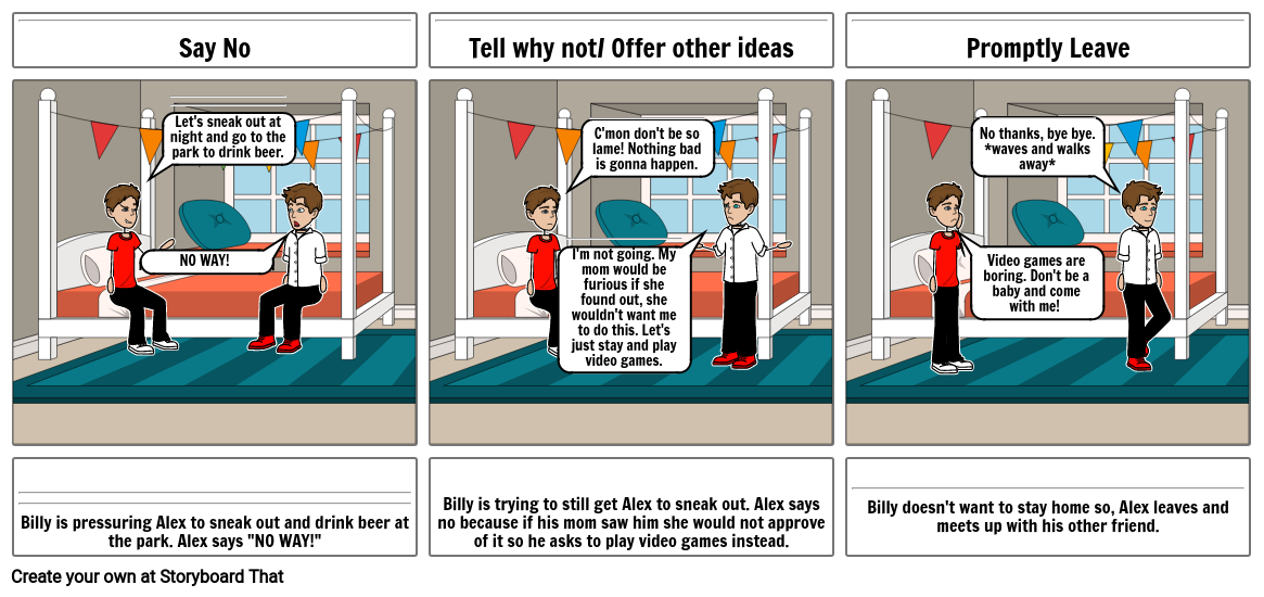Comic Strip #2
