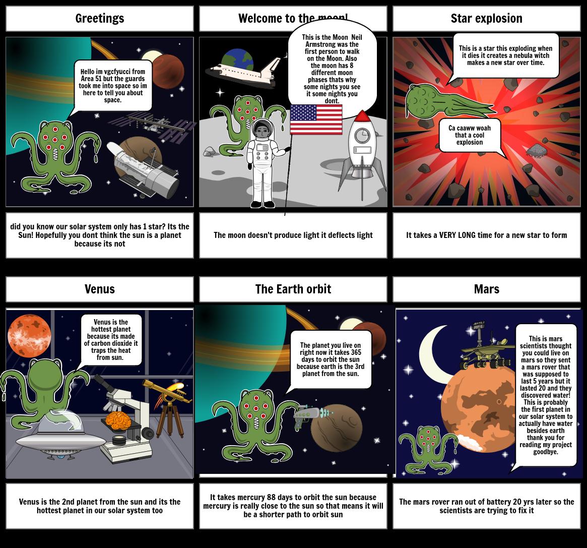 big alien adventure