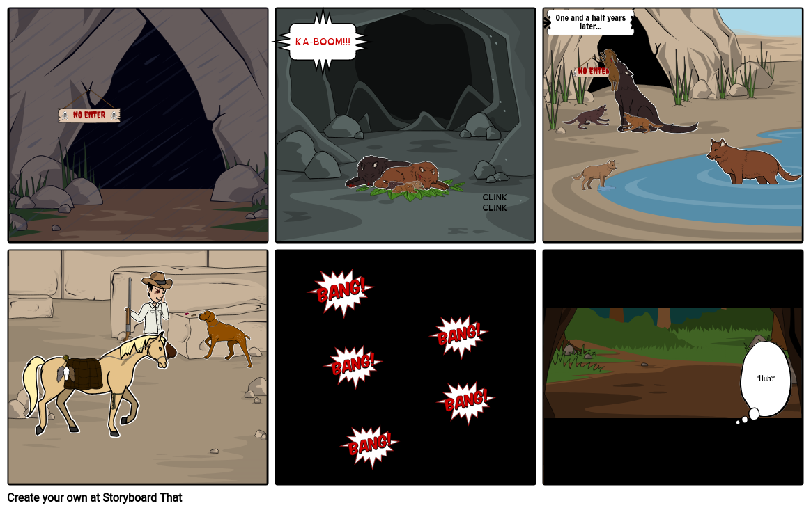 Wolf Story Part 1