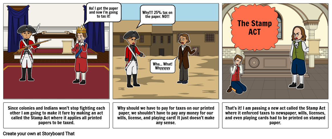 Stamp Act 1