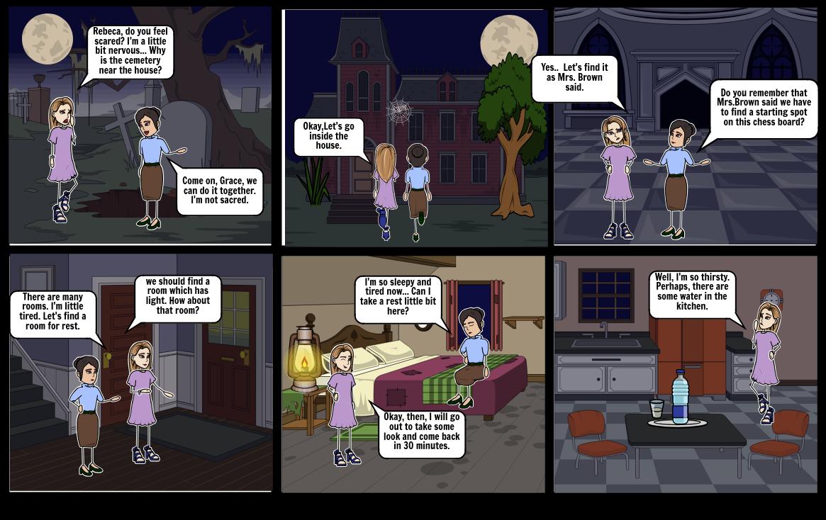 The Darkwood Manor 1