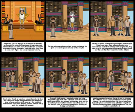 josephs story 2