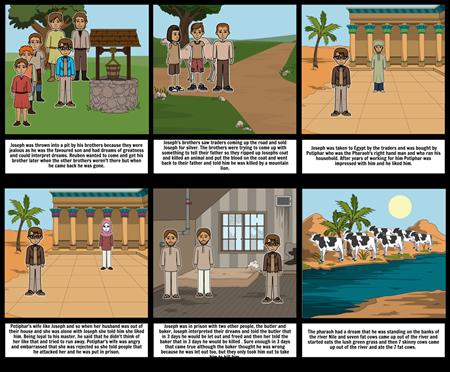 Josephs story