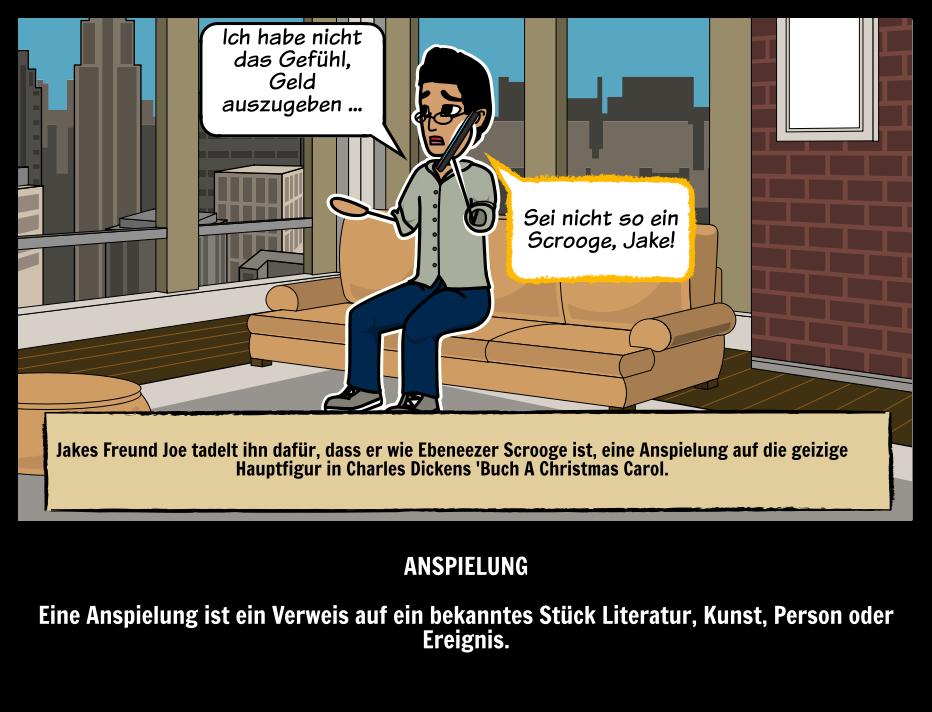 Allusion Definition & Beispiele   Literarische Begriffe & Elemente